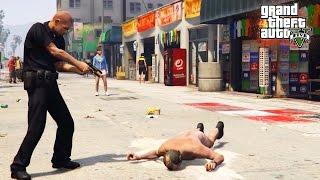 GTA V - RANDOM & FUNNY MOMENTS 47 (Worst Cops In The City!)
