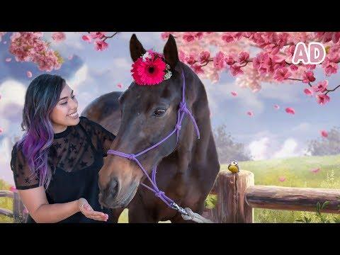 Xxx Mp4 SUPER CUTE HORSE GAME Star Stable Online 3gp Sex