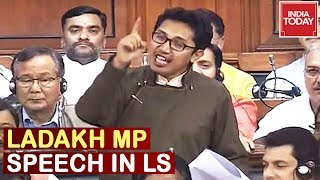 Ladakh MP Welcomes Centre's Move On Creation Of Ladakh As A Union Territory