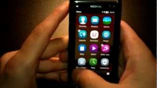 Nokia Belle Refresh na Nokii N8 aktualizacja Symbian Belle