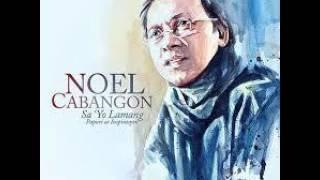 Noel Cabangon Sa Yo Lamang Papuri At Inspirasyon 2016