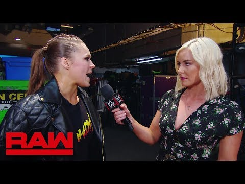 Xxx Mp4 Ronda Rousey Is Coming For Alexa Bliss Raw June 18 2018 3gp Sex