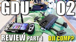 GDU O2 Review - Part 1 In-Depth - [Unboxing, Inspection & Setup]