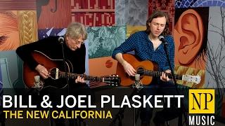 Joel Plaskett and Bill Plaskett