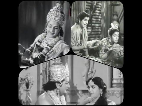 Ghantasala sings same padyam in three different films