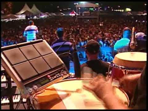 Pique Novo no DVD da Fm O Dia Musica Você Gosta