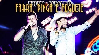 Bruno e Barretto - Farra, Pinga e Foguete | DVD