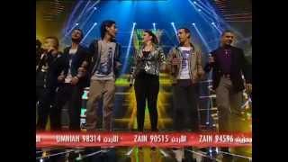 الأغنية الجماعية - العروض المباشرة الأسبوع 3 - The X Factor 2013