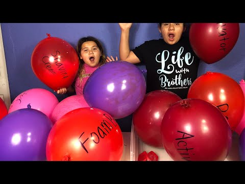 Xxx Mp4 Making Slime With Giant Balloons Giant Slime Balloon Tutorial Valentine's Day Edition 3gp Sex