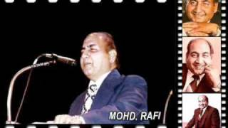 Mohammed Rafi - Kehne wale thu bhi kehle - Film- Qawali ki raath (HQ AUDIO)