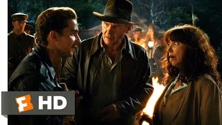 Indiana Jones 4 (5/10) Movie CLIP - Marion is Your Mother? (2008) HD