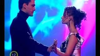 Magical sex scene in a live TV show - Máté Rakonczai