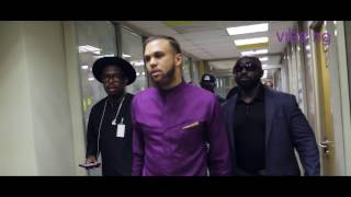 A Day With Jidenna in Lagos, Nigeria