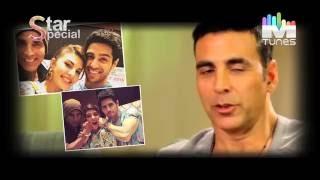 Akshay Kumar is ignored by Abhishek Bachchhan!