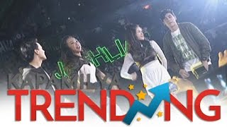PBB Teens in an electrifying performance of popular dance hit
