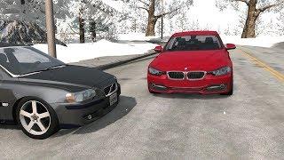 Realistic Car Crashes 12 - BeamNG Drive