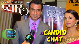 Ronit Roy In Itna Karo Na Mujhe Pyaar | Interview | Sony Tv