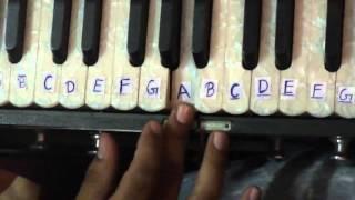 Khamoshiyan song harmonium notes
