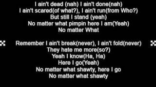 T.I. - No Matter What (with lyrics)