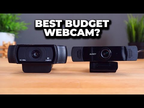 Aukey FHD Webcam vs Logitech C920 Worth It