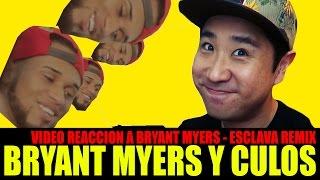 Bryant Myers - Esclava Remix REACCION Coreano Loco