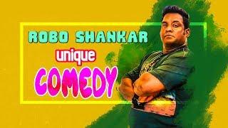 Robo Shankar B2B Comedy Scenes | Jarugandi | Bhaskar Oru Rascal | Velaikkaran | Tamil Comedy