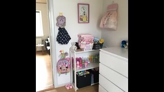 Setting Up The New Nursery!