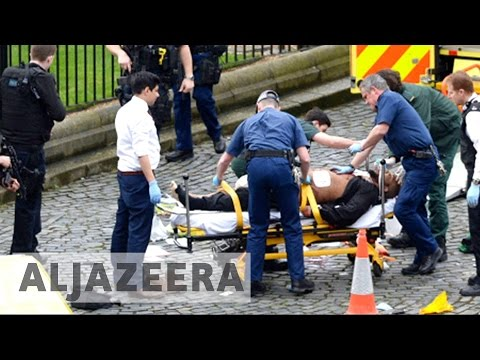 UK police seek answers after Westminster attack