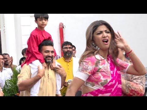 Xxx Mp4 Shilpa Shetty Ganpati Visarjan 2018 Full Video 3gp Sex