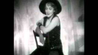 Ich Bin Von Kopt Bis...Der Blaue Engel (The Blue Angel) Marlene Dietrich