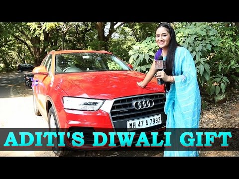 Xxx Mp4 Aditi Sajwan Gifts Herself A Car For Diwali 3gp Sex