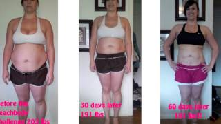 Weight Loss results with Turbo Jam