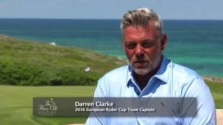 Darren Clarke on Captain's Picks & Captaining the 2016 European Ryder Cup Team