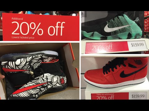 Nike Factory Store Finds - Hypervenom X Proximo Neymar ($64) + Kobe + MORE!