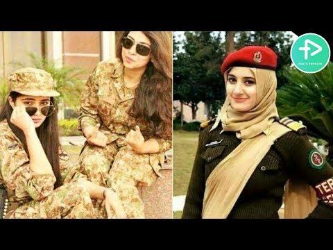 Duhh, Tentara Wanita Tercantik Di 5 Negara Ini Bikin Mata Lelaki Tak Mau Berkedip