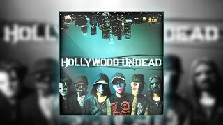 Hollywood Undead - City [Lyrics Video]