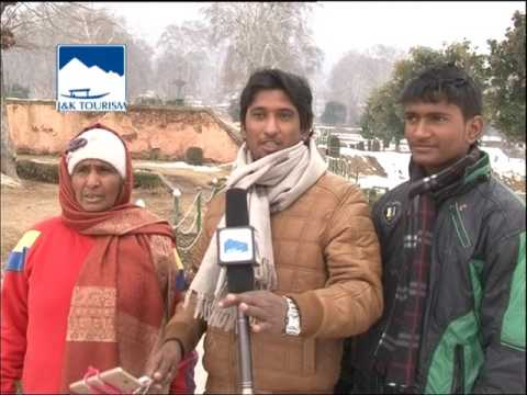 A group of tourists from Delhi on how safe Jammu and Kashmir is