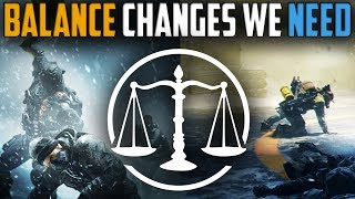 The Division | The 3 Balance Changes We Need For Patch 1.7
