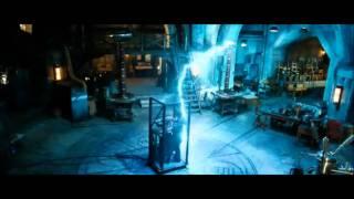 Tesla Coil Scene Sorcerer
