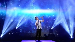 11-Year-Old Luke Chacko Performs 'Let It Go' for Idina Menzel