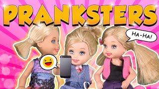Barbie - Three Little Pranksters   Ep.108
