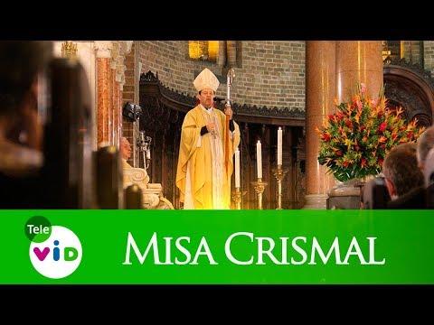 Xxx Mp4 Santa Misa Crismal 2018 Desde La Catedral Metropolitana De Medellín Tele VID 3gp Sex
