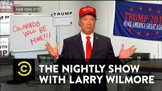 The Nightly Show - Blacklash 2016: The Unblackening - Trump Campaign