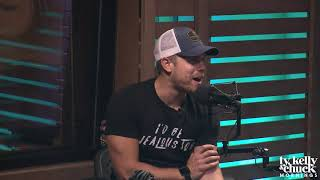 "Dustin Lynch Dishes On New, Sexy Song ""Back On It"""