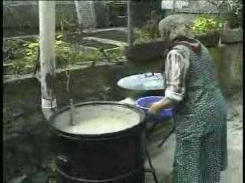 Hausschlachtung in der Fränkischen Schweiz Teil 3 3