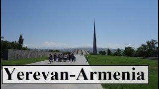 Armenia/Yerevan (Tsitsernakaberd Hill )  Part 22