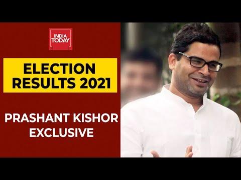 Assembly Elections 2021 Result Prashant Kishor Exclusive On Mamata Banerjee MK Stalin & BJP