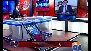 Aaj Shahzaib Khanzada Kay Sath 28-March-2017