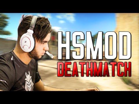ScreaM HSMOD Deathmatch 2016 - CS:GO PRO SHOOTING TRAINING