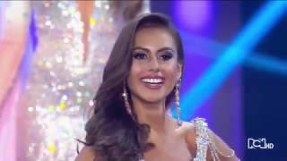 Miss Colombia 2017   Top 5 Preguntas Top 5 Final Questions